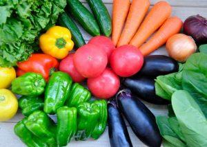 野菜の保存の仕方