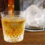 ウイスキーの水割り